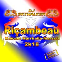 Cover DJ Skywalker - Ricambeau (Mainzer Narrhalla-Marsch 2k18) (English Version)
